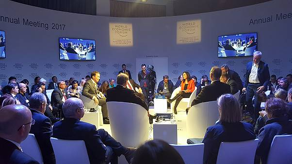 Live debate from Davos: Russia's role in the world