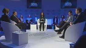 Live debate from Davos: the post multicultural era?