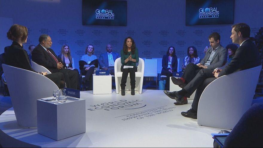 Euronews-vita Davosból - a poszt-multikulturalizmus kora?