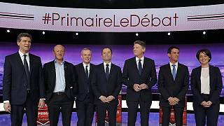 Francia: primo dibattito TV, via alle primarie socialiste