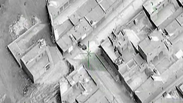Nordsyrien: Schwere Kämpfe um Stadt Al-Bab