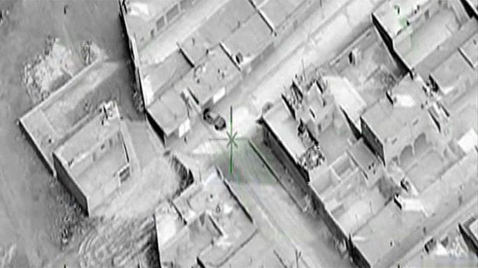 Törökország légicsapásokat indított az Iszlám Állam állásai ellen