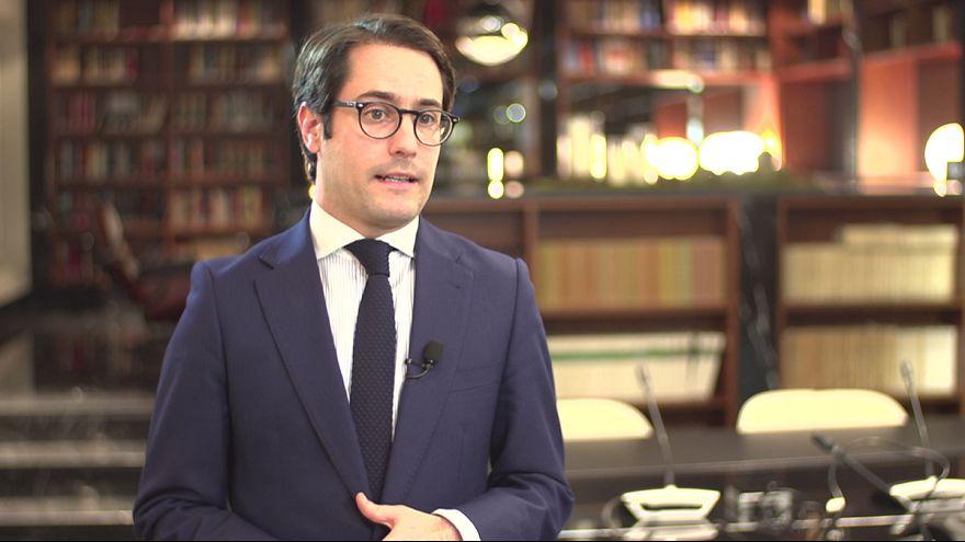 """Joaquín Muñoz Rodríguez: """"Ayudé a los europeos a que defendieran sus derechos"""""""