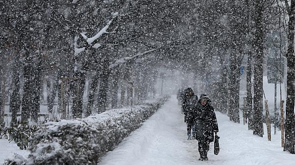 More than 70 deaths as extreme weather hits Europe