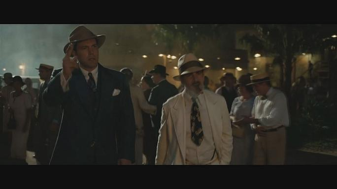Ben Affleck de retour avec un un film de gangsters