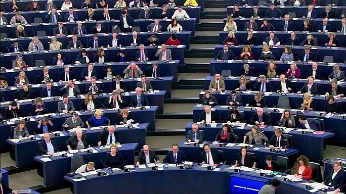 Ajustada carrera por la presidencia del Parlamento Europeo