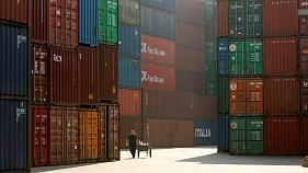 Dismal year for Chinese exports as Beijing faces Trump trade threats