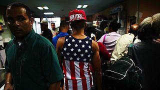 Amerikai stop a kubai bevándorlóknak