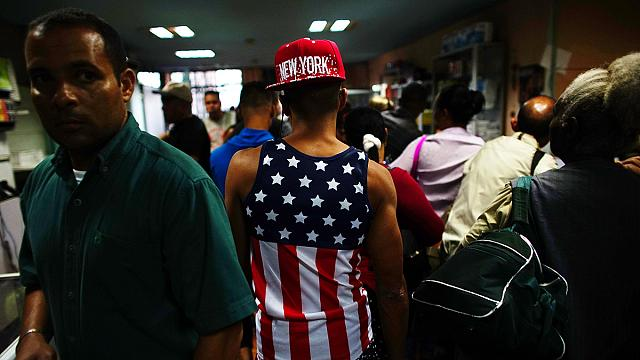 """USA schaffen """"Politik der nassen und trockenen Füße"""" ab"""