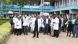 Kenya: Doctors' union officials sentenced over strike