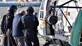 Ceuta'da terör operasyonu: 2 gözaltı