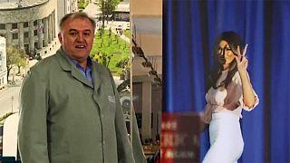 Melania Trump invita a uno de los bailes inaugurales a un fabricante de calzado bosnio que le regaló un par de zapatos