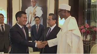 Visiting Chinese official pledges China's continued aid to Africa