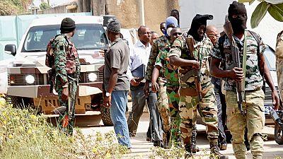 Fresh gunfire rocks Ivory Coast's Bouake city ahead of talks on mutiny deal