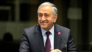 "Turkish Cypriot leader calls on all parties in reunification talks to ""remain engaged"""