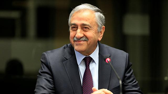 """Turkish Cypriot leader calls on all parties in reunification talks to """"remain engaged"""""""