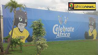 [Photos] Gabon gets ready for AFCON kickoff