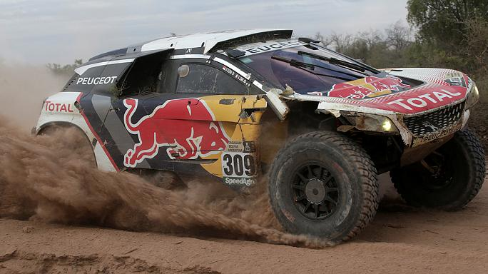 Dakar Rally: Loeb wins stage 11 as Peterhansel inches closer to 13th title