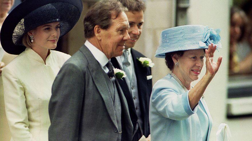 Скончался бывший супруг британской принцессы Маргарет лорд Сноудон