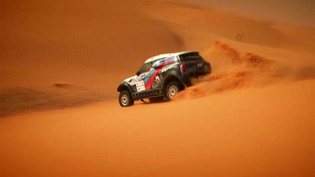 Africa Eco Race: Ceci and Serradori each celebrate third victory
