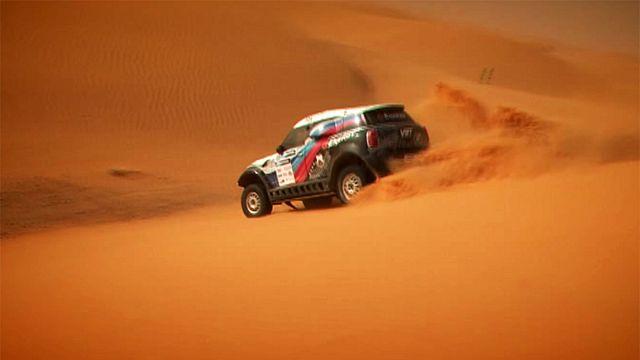 Africa Eco Race: Васильев - без пяти минут чемпион