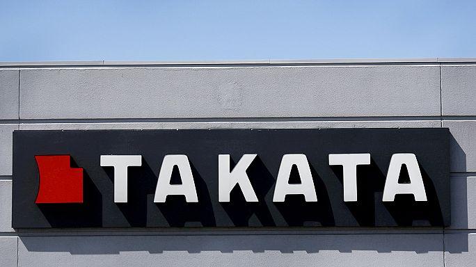 Geldstrafe für Autozulieferer Takata