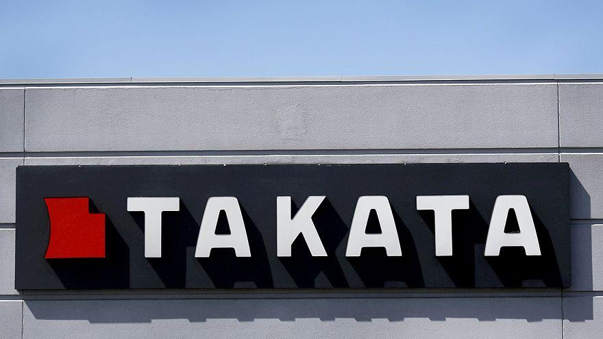 EUA: Takata aceita pagar mil milhões em multas e compensações