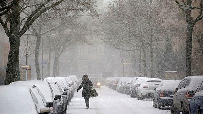 Météo : la neige et le froid après la tempête Egon