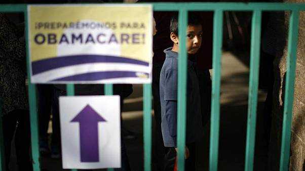 Obamacare days 'numbered' after US Republicans take first step to 'repeal and replace'