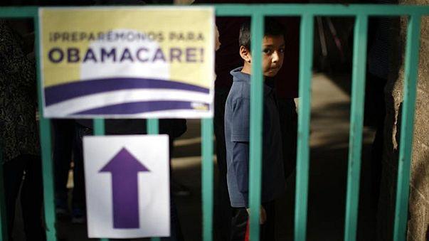 """الكونغرس يقر أول خطوة نحو إلغاء نظام الرعاية الصحية """" أوباماكير"""""""