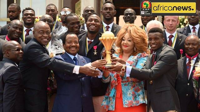 [LIVE] AFCON 2017 profit: Cameroon climbs 29 places on FIFA World ranking