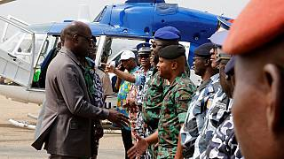 Ivory Coast army mutineers strike deal with government over bonuses