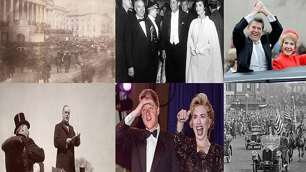 US Presidential inaugurations from 1857 till now – Photogallery
