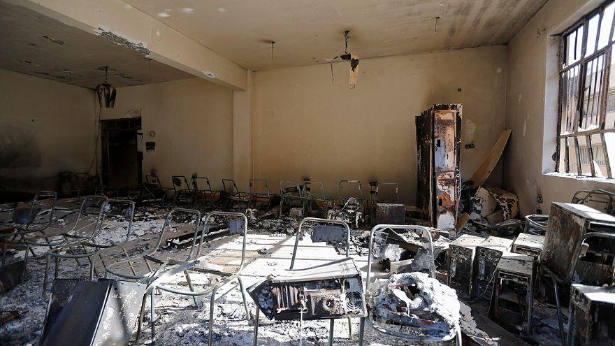 La batalla por el control del campus de la Universidad de Mosul continúa