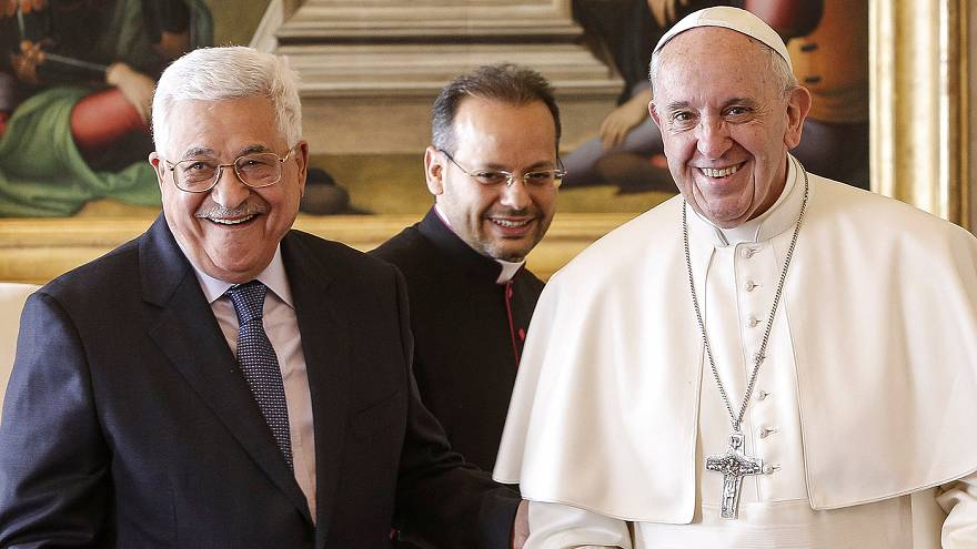 New Palestinian embassy opened in the Vatican
