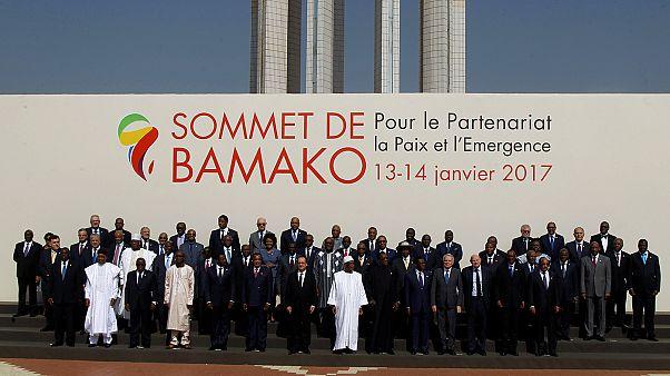Bamako: Afrika-Frankreich-Gipfel mit strengen Sicherheitsvorkehrungen