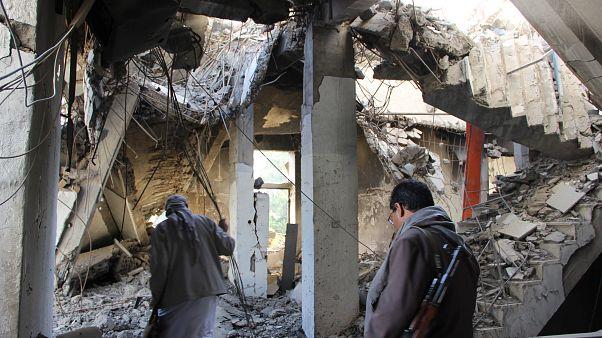 مجزرة جديدة بحق المدنيين في اليمن