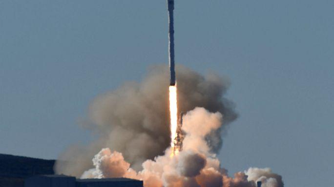 Újra Falcon-rakétát lőtt fel a SpaceX