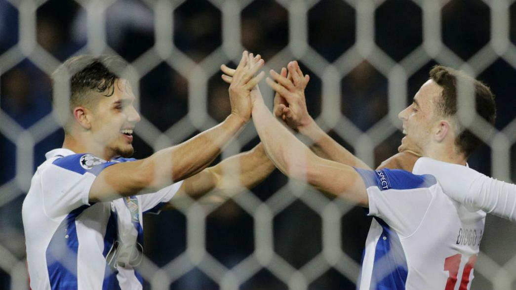 #LigaPortuguesa J17: Benfica salva um ponto, Sporting perde dois e FC Porto aproveita