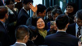 Zankapfel Taiwan: China ruft Trump erneut zur Räson