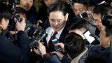 Corée du Sud : l'héritier de Samsung risque la prison