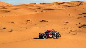 Africa Eco Race: сенсаційна звитяга Селла, успіх росіян у класі авто