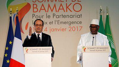 Gambie: Barrow reçoit du soutien à Bamako