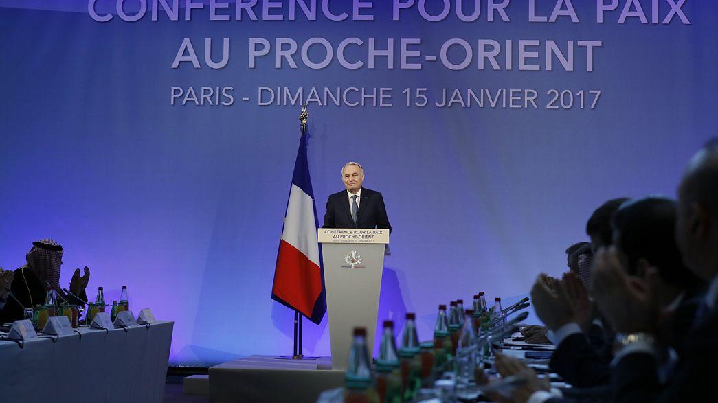 Глава МИДа Франции призвал израильтян и палестинцев вернуться за стол переговоров