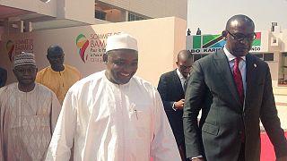 Adama Barrow restera au Sénégal jusqu'à son investiture le 19 janvier