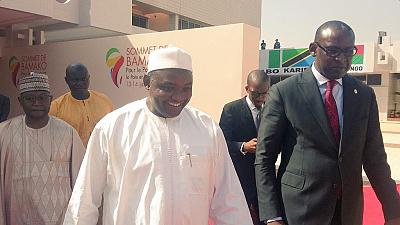 I have filed a suit against Barrow's inauguration, says Jammeh