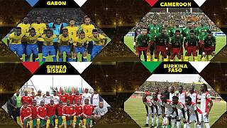 CAN-2017 - Ambiance de carnaval à Bissau après le nul historique contre le Gabon