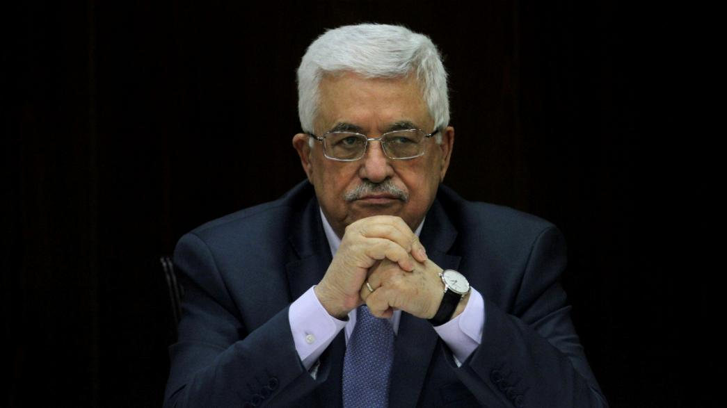 Palestinian President Abbas says U.S. Embassy move would hurt peace