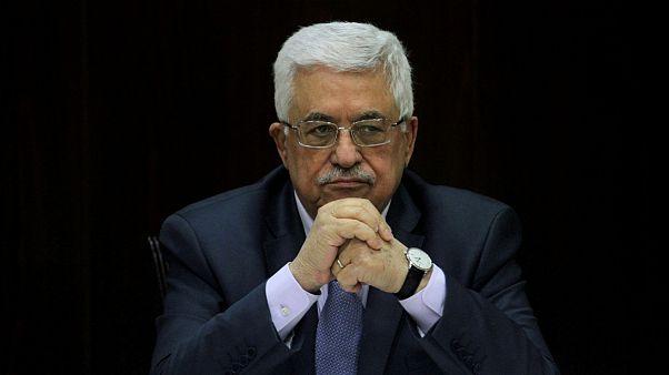 الرئيس الفلسطيني يهدد بسحب الإعتراف بإسرائيل