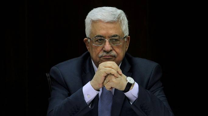 Palestinian President Abbas says U.S. Embassy move would hurt peace